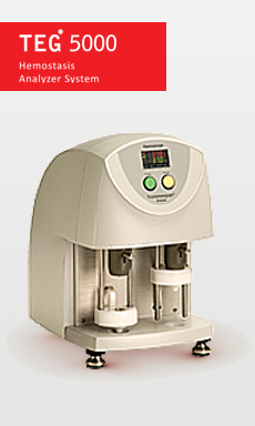 TEG Hemostasis Analyzer System